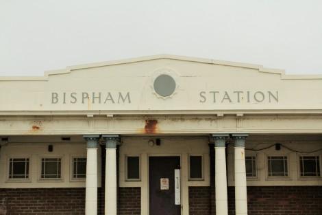 Bispham Tram Station, Blackpool, Lancashire