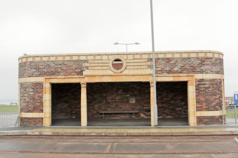 Little Bispham Tram Station, Blackpool
