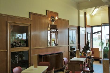 Brucianni's cafe, Morecambe