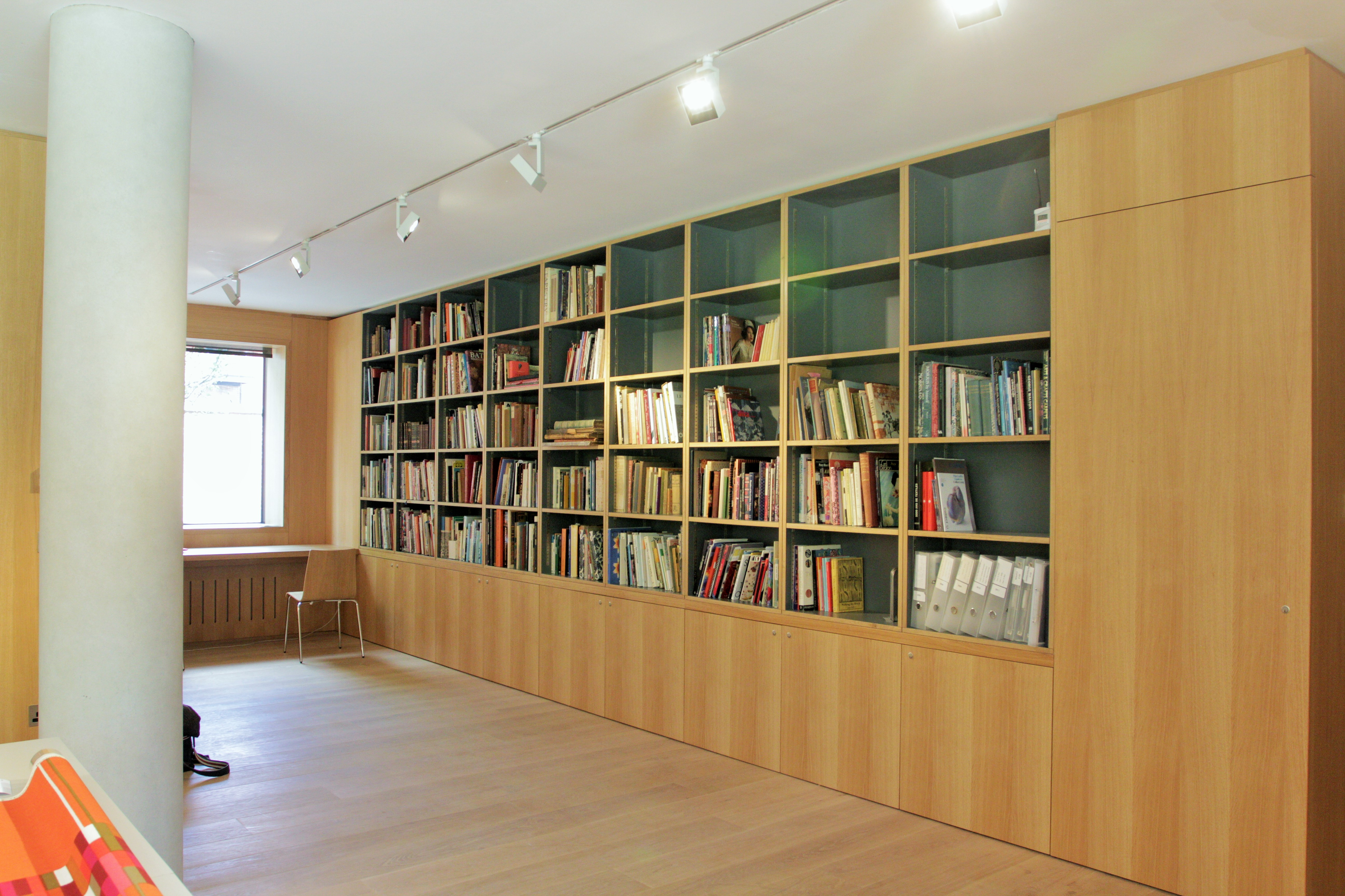 Collection study room ngay