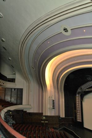 Blackpool Opera House Interior, by Jenny Steele